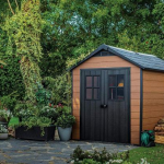 Buying Outdoors  Garden Storage Sheds Online?